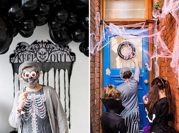 Страшные костюмы и маски для Хэллоуина
