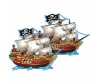 """Центральная фигура """"Сокровища пиратов"""" (2 шт.)"""