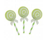 Пики «Карамелька» зеленые
