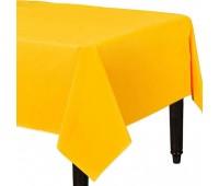 Скатерть желтая