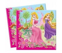 Салфетки «Принцессы Disney» (20 шт.)