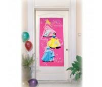 Баннер «Принцессы Disney»