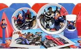 Бэтмен, Супермен и Мстители - новинки для вечеринок супергероев!